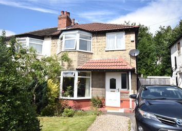 Thumbnail 3 bed semi-detached house to rent in Well House Drive, Leeds, West Yorkshire
