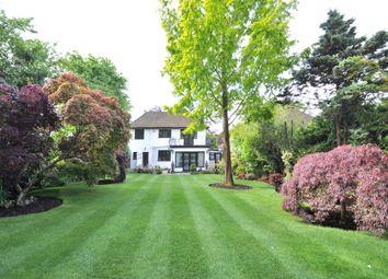 Thumbnail 5 bedroom detached house for sale in Yester Park, Chislehurst, Kent