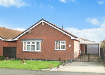 Thumbnail 2 bed detached bungalow for sale in Marine Avenue West, Sutton On Sea, Lincs.