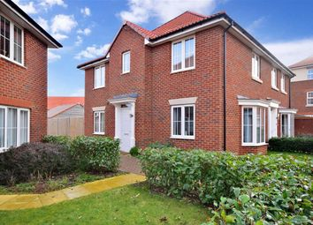 Thumbnail 3 bed semi-detached house for sale in Chippers Walk, Aylesham, Canterbury, Kent