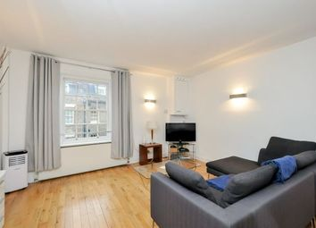 Thumbnail 1 bed flat to rent in Cowcross Street, London