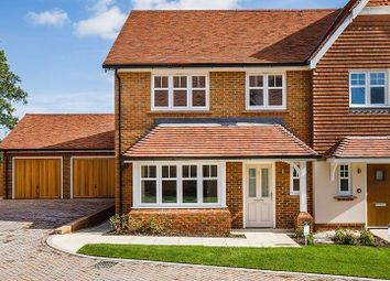 Thumbnail 3 bed semi-detached house for sale in Potters Kiln, Keymer Road, Burgess Hill
