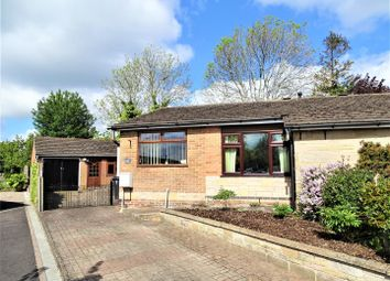 Thumbnail 2 bed semi-detached bungalow for sale in Walnut Close, Markfield