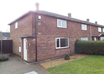 Thumbnail 2 bed property to rent in Thorpe Road, Shepshed