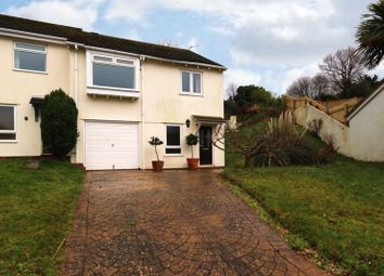 Thumbnail 2 bed end terrace house for sale in Redavon Rise, Torquay