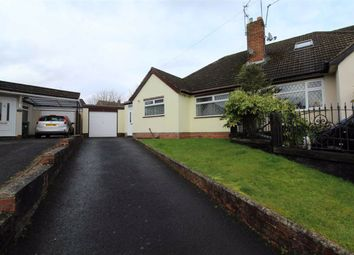 Thumbnail 2 bed semi-detached bungalow for sale in Irving Close, Straits, Lower Gornal