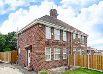 Thumbnail 3 bed semi-detached house for sale in Renathorpe Road, Shiregreen, Sheffield