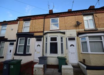 Thumbnail 2 bed terraced house for sale in Harrowby Road, Tranmere, Birkenhead