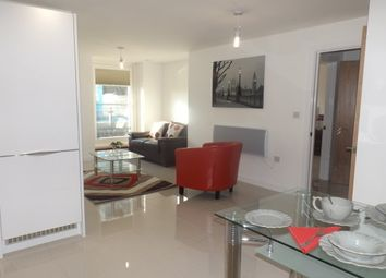 Thumbnail 1 bed flat to rent in Davaar House, Ferry Court, Cardiff Bay