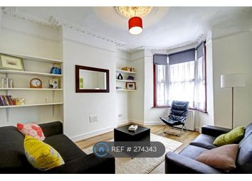 Thumbnail 4 bed terraced house to rent in Vernon Road, London