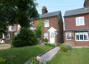 Thumbnail 2 bed semi-detached house for sale in Wingrave Road, Tring