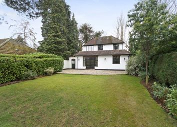 Thumbnail 4 bed property to rent in Cavendish Road, Weybridge