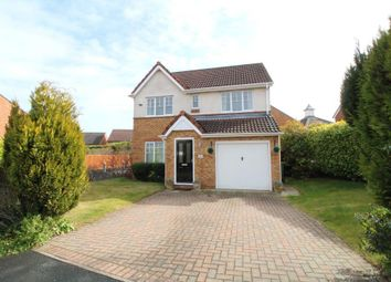 Thumbnail 4 bed detached house for sale in Goldthorpe Close, Northburn Manor, Cramlington, Northumberland