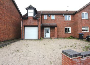 Thumbnail 3 bed semi-detached house for sale in Walcote Close, Hinckley