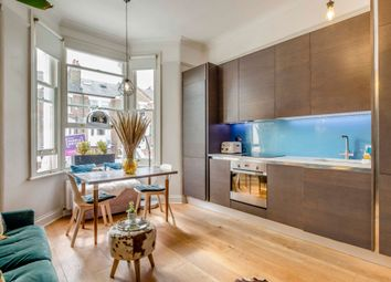 Victoria Road, London NW6. 2 bed flat