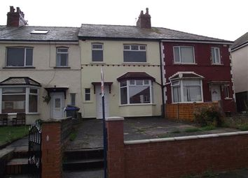 Thumbnail 3 bed end terrace house to rent in Cavendish Road, Blackpool, Lancashire