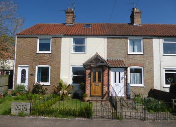 Thumbnail 2 bed terraced house for sale in The Street, Gillingham, Beccles