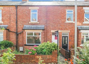 Thumbnail 2 bed terraced house for sale in Edward Street, Morpeth, Northumberland