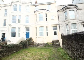 Thumbnail 3 bed terraced house for sale in Albert Road, Stoke, Plymouth