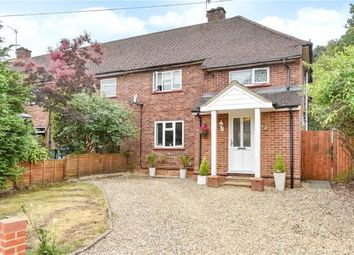 Thumbnail 4 bed semi-detached house for sale in Carroll Crescent, Ascot, Berkshire