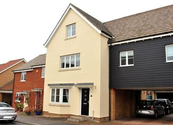 Thumbnail 5 bedroom link-detached house for sale in Flitch Green, Dunmow, Essex