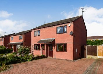 Thumbnail 2 bed semi-detached house for sale in Elvaston Road, North Wingfield, Chesterfield