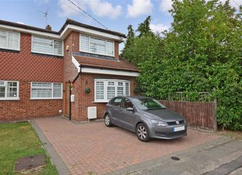 3 bed semi-detached house for sale in Moreland Road, Wickford, Essex SS11