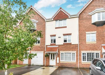 Thumbnail 4 bed town house for sale in Beckett Drive, Osbaldwick, York
