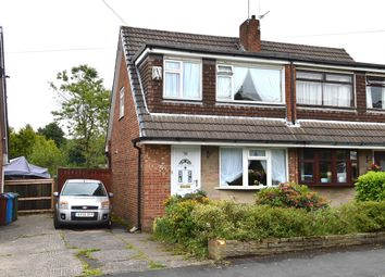 Thumbnail 3 bed semi-detached house for sale in Cornish Way, Royton, Oldham