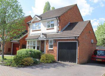 Thumbnail 4 bed detached house for sale in Herretts Gardens, Aldershot