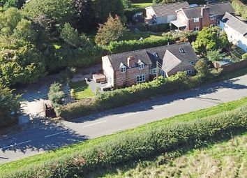 Thumbnail 4 bed detached house for sale in Yew Tree Lodge, 161 Eccleshall Road, Hook Gate, Near Loggerheads