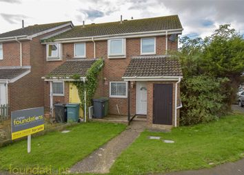 Thumbnail 3 bedroom end terrace house for sale in Gleneagles Close, Bexhill-On-Sea, East Sussex