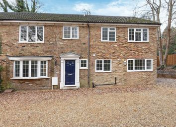Thumbnail 3 bed terraced house for sale in Bosman Drive, Windlesham