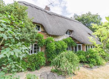 Thumbnail 3 bed cottage for sale in Ibthorpe, Andover, Hampshire