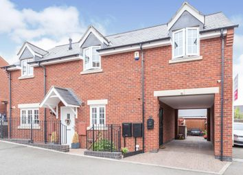 Thumbnail 2 bed property for sale in Becks Close, Birstall, Leicester