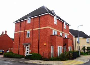 Thumbnail 2 bed flat to rent in Norman Snow Way, Duston, Northampton