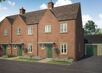 Thumbnail 3 bedroom end terrace house for sale in The Holly, Amberley Park, London Road, Tetbury, Gloucestershire