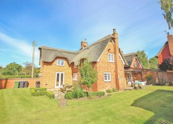 Thumbnail 4 bed semi-detached house for sale in Lutterworth Road, Shawell, Lutterworth