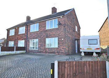 Thumbnail 3 bed semi-detached house for sale in Moorbridge Crescent, Brampton, Barnsley