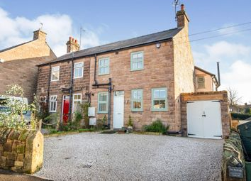 Thumbnail 3 bed semi-detached house for sale in Whitelea Lane, Tansley, Matlock