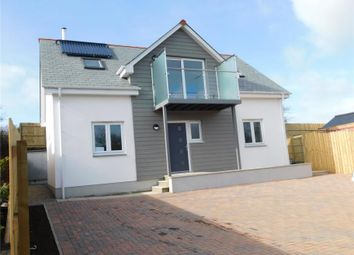 Thumbnail 4 bed detached house for sale in Carninney Lane, Carbis Bay, Cornwall