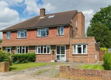 Thumbnail 4 bed semi-detached house for sale in Raisins Hill, Pinner, Middlesex