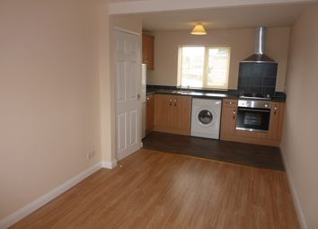 Thumbnail 1 bed flat to rent in Harlech Close, Spondon, Derby