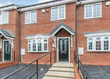 Thumbnail 4 bed terraced house for sale in Urban Gardens, Wellington, Telford