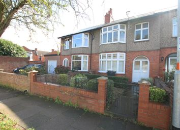 Thumbnail 3 bed terraced house for sale in The Crescent, Abington, Northampton