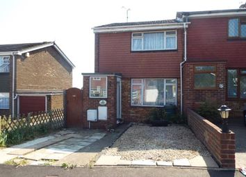 Thumbnail 3 bed end terrace house for sale in Kingshill Drive, Hoo, Rochester, Kent