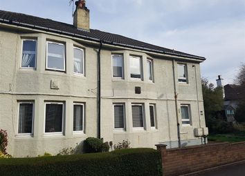 Thumbnail 2 bed flat for sale in Quarry Road, Paisley