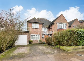 5 bed detached house for sale in Prothero Gardens, London NW4