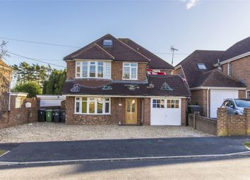 Thumbnail 5 bed detached house for sale in Witt Road, Fair Oak, Eastleigh, Hampshire