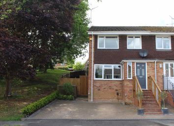 Thumbnail 3 bed end terrace house for sale in White Cottage Close, Farnham